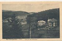 AK, Bad Georgenthal, Villen an der Harzwiese, (G)19429