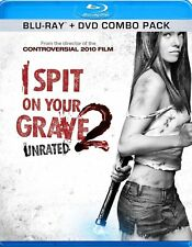 I Spit On Your Grave 2 BLU RAY USED VERY GOOD
