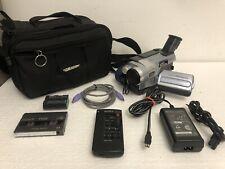 Sony DCR-TRV345E Digital8 Camcorder
