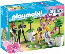 Playmobil City Life 9230 - Niños y fotógrafo de boda. De 4 a 10 años
