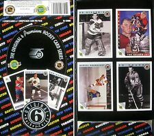 1991 Ultimate Sportscards The Original Six Premium Hockey - Empty Display Box