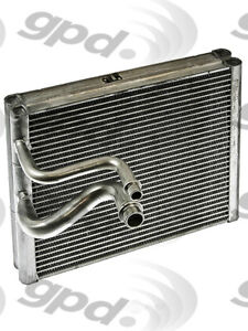 A/C Evaporator Core Global 4712114 fits 08-16 Smart Fortwo 1.0L-L3