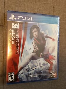 Mirror's Edge Catalyst PS4 New Sealed PlayStation 3
