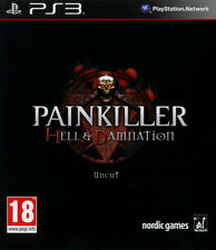Painkiller Hell & Damnation PS3 Playstation 3 IT IMPORT NORDIC GAMES