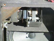 Leslie 2 Speed Speaker From A Hammond Organ