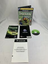 Pikmin (Nintendo GameCube, 2001) Complete Tested Very Good Condition