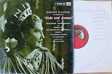 KIRSTEN FLAGSTAD - DIDO & AENEAS - HIS MASTER'S VOICE - U.K. LP