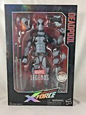 "Marvel Legends - Uncanny X-Force - DEADPOOL - 12"" Action Figure - ToyRus"