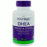 NATROL  DHEA25 mg 300 Tabletten MOOD & STRESS   EXP 2024