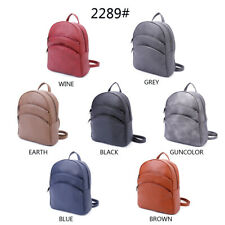 Women Backpack Ladies Rucksack Stylish Faux Leather fashionable daily use bags