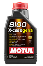 Motul 8100 X-CESS GEN2 5W40 - 1L - Fully Synthetic Engine Motor Oil