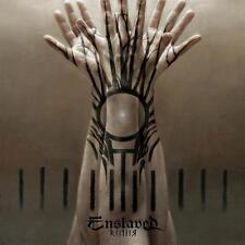 Enslaved - RIITIIR CD 2012 progressive Viking metal Nuclear Blast USA