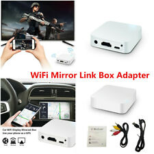Car WiFi Display System Mirror Link Box Miracasst DLNA  USB 2.0 For Android IOS