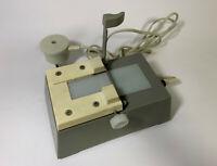 Slides Processing Device EKRAN Film Cutter Mounting Device USSR Soviet Vintage