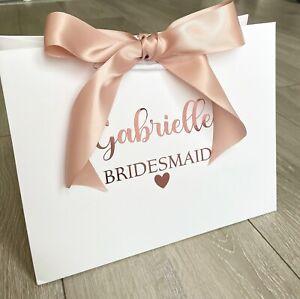 Personalised Gift Bag Wedding Birthday