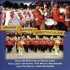 Massed Bands Spectacular 5050457007522 by Various Artists CD