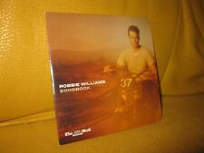 Robbie Williams Songbook RARE PROMO CD Let Me Entertain You, Angels