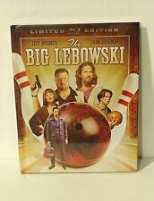 The Big Lebowski (Blu-ray Disc, 2011, WS Limited Edition DigiBook) NEW & SEALED