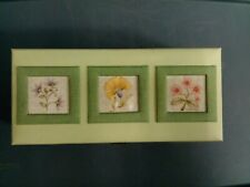 """New Seasons"" - Empty Stationary Box/ Repurpose It!/Approx 12""L x 5"" W x 3-1/2""H"