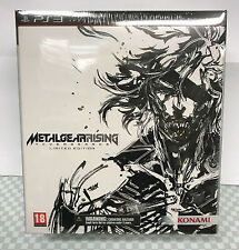 METAL GEAR RISING  REVENGEANCE - limited edition  - PS3