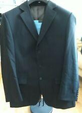 "M&S mens black suit size 40"" medium, W36"" L31"""