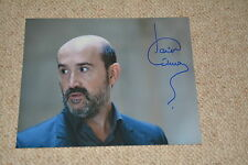 Javier Camara signed autograph In Person 8x10 inch spanish actor Talk To Her