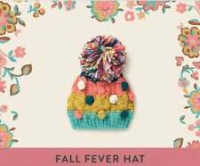 Matilda Jane Wonderment Fall fever Hat size S SMALL NWT