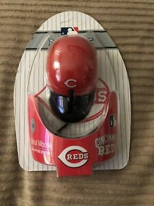 Cincinnati Reds Optical Mouse Helmet Shape Novelty Wired Brand New