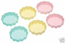 Sweetly Does It Silicone Individual Mini Fluted Tart Tartlet Flan Case 8cm Pk 6