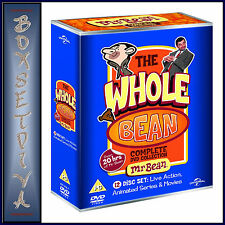 MR BEAN - THE WHOLE BEAN - COMPLETE COLLECTION  **BRAND NEW  DVD BOXSET**