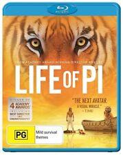 Life Of Pi (Blu-ray, 2013)