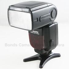 Trí `pode Triopo tr-980 Speedlite tr980 TTL Flash para Nikon D5100 D90 D80 D7000 Yn-565ex