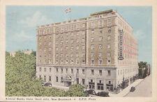 Admiral Beatty Hotel ST.JOHN New Brunswick Canada 1940s PECO Postcard