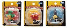 SALE ! 3 Pokemon Figures -M-012 Pansage ,M-013 Darumakka, M-014 Yamask
