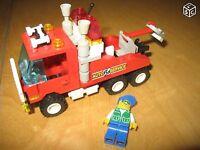 Lego 6670 Dépanneuse Rescue Rig Town City complet de 1993 -C52