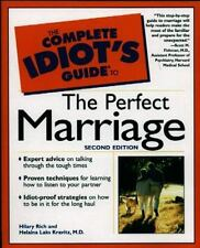 The Complete Idiot's Guide to the Perfect Marriage (2nd Edition) Rich, Hilary,