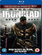 IRONCLAD - BLU-RAY - REGION B UK
