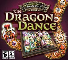 The Dragon Dance -PC Mahjongg puzzle game - New
