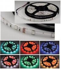 LED-Stripe RGB, 2m lang, 60 LEDs NEU 13 W 30 LEDs / m inkl. Weißlichtfunktion