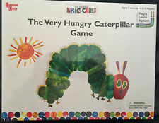 THE VERY HUNGRY CATERPILLAR GAME, A GAME OF COUNTING COLOURS & CONTRASTS ~ NEW