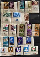 ISRAEL Lot Sondermarken postfrisch/** MNH