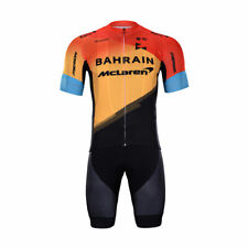2020 Bahrain Mclaren Jersey Bib Hobby Set Kit Cycling Tour De France Cavendish