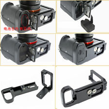 for Sony A7M3 A7R3 Strenchable Quick Release L-plate Bracket Camera Hand Grip