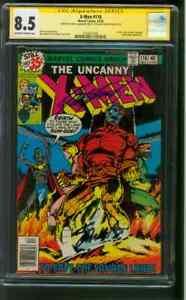 Uncanny X-Men 116 CGC 8.5 2XSS Claremont Shooter Ka-Zar 12/1978