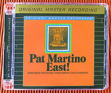 PAT MARTINO - EAST!     MFSL  Hybrid SACD  NEW