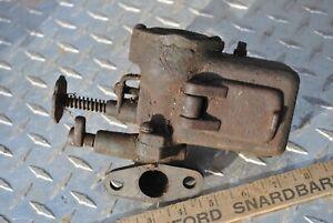 Fairbanks & Morse Z 1 1/2 HP Hit Miss Gas Engine Cast Iron Carburetor