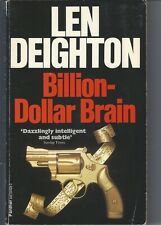 Billion-Dollar Brain - Len Deighton - 1978 Panther paperback