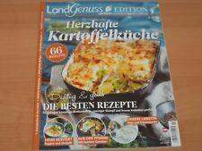 """Land-Genuss EDITION """"Herzhafte Kartoffelküche 66 Rezepte"""" Herbst 2017"""