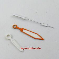 PLOPROF SUPER LUME ORANGE watch hands for Miyota 8205 8215 821A movment