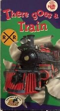 There Goes a Train [VHS] [VHS Tape] [1994]-TESTED-RARE VINTAGE-SHIPS N 24 HOURS